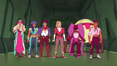 觀賞一個公主都不能少。第 1 季第 9 集。